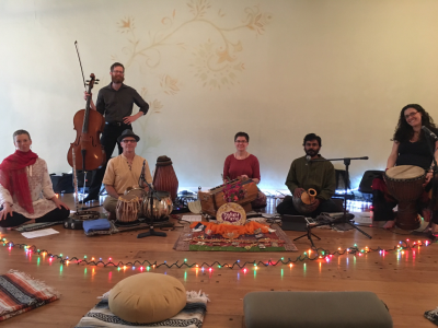 Mantra Music with Radiant Friend