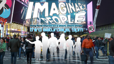 Imaginary People: Long Form Improv