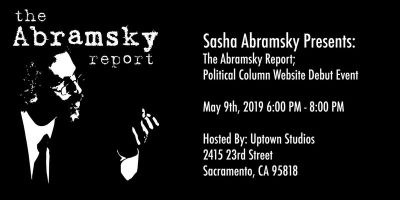 The Abramsky Report Online Reveal Event