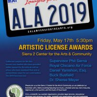 12th Annual Artistic License Awards