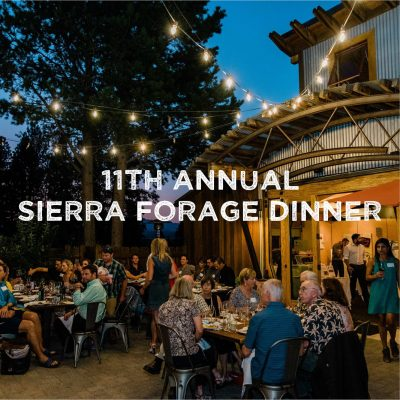 11th Annual Sierra Forage Dinner