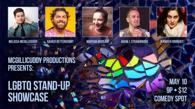 LGBTQ Stand-Up Showcase