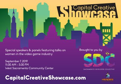 Capital Creative Showcase