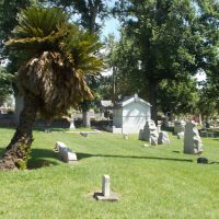 Virtual Tours of the Old Sacramento Waterfront and Historic City Cemetery