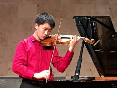 An Extraordinary Youth Concert: Roger Xia