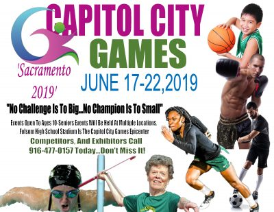 The Capitol City Games