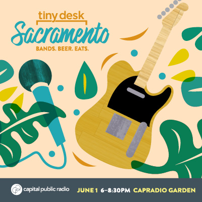 Tiny Desk Sacramento 2019 (Sold Out)