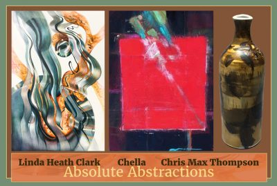 ACAI Gallery Third Saturday Artist Reception: Absolute Abstraction