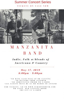 Summer Concert Series: Manzanita Band