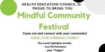 Mindful Community Festival