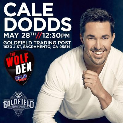 The Wolf Den: Cale Dodds