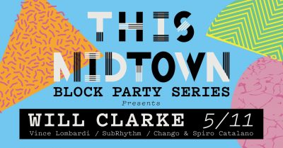 THIS Midtown Block Party (May)