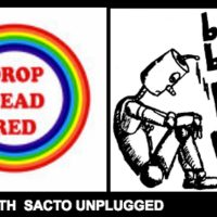 Sacto Unplugged: Be Brave Bold Robot and Drop Dead Red