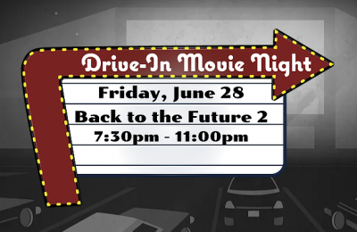 Drive-in Movie Night: Back to the Future 2