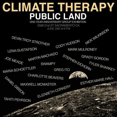 Anniversary Show: Climate Therapy