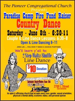 Paradise Camp Fire Victims Fundraising Event