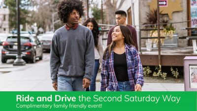 Sac-to-Zero: Ride and Drive the Second Saturday Way