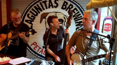 Drytown Smugglers at Marco's Cafe