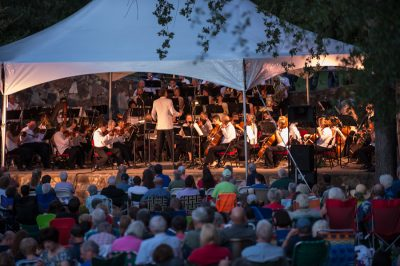 Symphony in the Park: Out of This World!