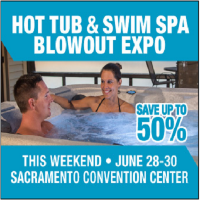 Hot Tub and Swim Spa Blowout Expo