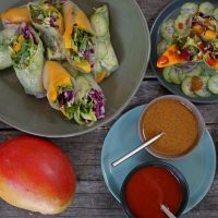 Fresh Summer Thai: Mango Madness!