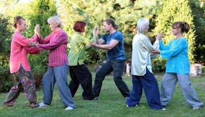 Open Space Easy Tai Chi-Qigong