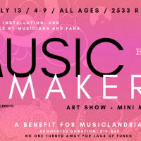 Music Makers Mini Festival and Art Show