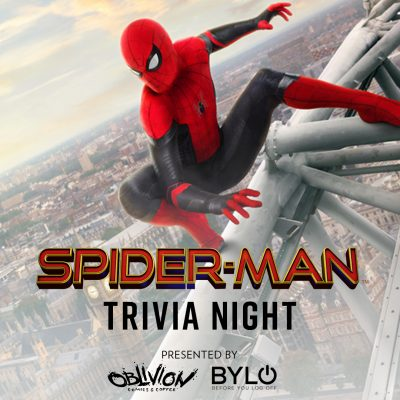 Spider-Man Trivia Night