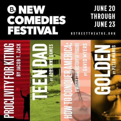 New Comedies Play Festival