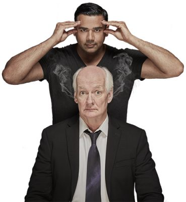 Colin Mochrie and Asad Mecci: Hyprov, Improv Under Hypnosis (Cancelled)