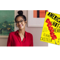 CapRadio Reads: America Is Not The Heart by Elaine Castillo (Cancelled)