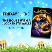 Friday Flicks: The House With A Clock In Its Walls