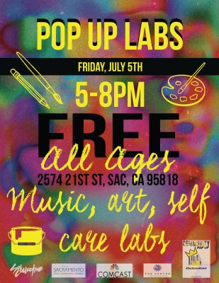 Community Pop Up Labs