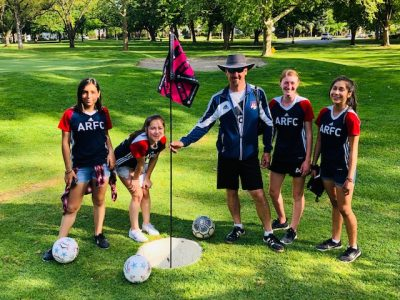 American Cup Footgolf Tourney (Rescheduled)