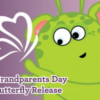 Grandparent's Day Butterfly Release