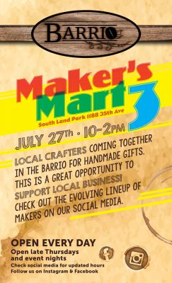 Barrio Maker's Mart