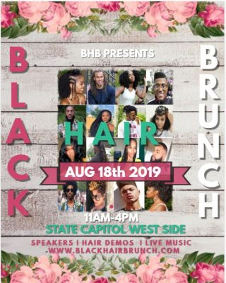 Black Hair Brunch: Celebrate Black Hair Culture