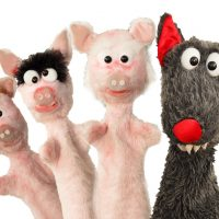 Fairytale Town Theater Show: The Three Little Pigs