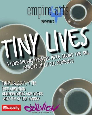 Tiny Lives: Devised Theater