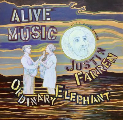 Alive Music with Justin Farren and Ordinary Elephant