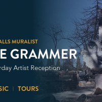 CapRadio Presents Beauty From Ashes with Muralist Shane Grammer