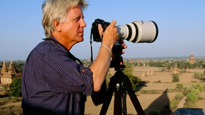 National Geographic Live: Steve Winter, On The Tra...