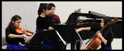 VITA Academy presents The Great Composers Chamber Music Series