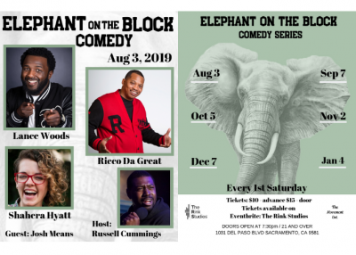 Elephant on the Block: Comedy Series