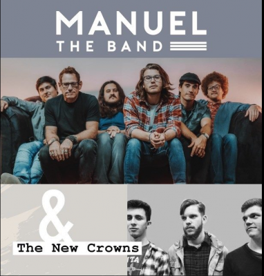 Manuel the Band and the New Crowns