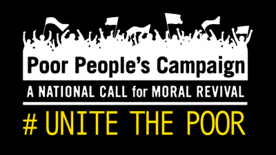 Report-Back Session on Poor People's Moral Action Congress
