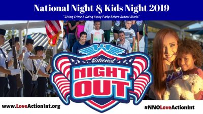 National Night Out and Kids Night