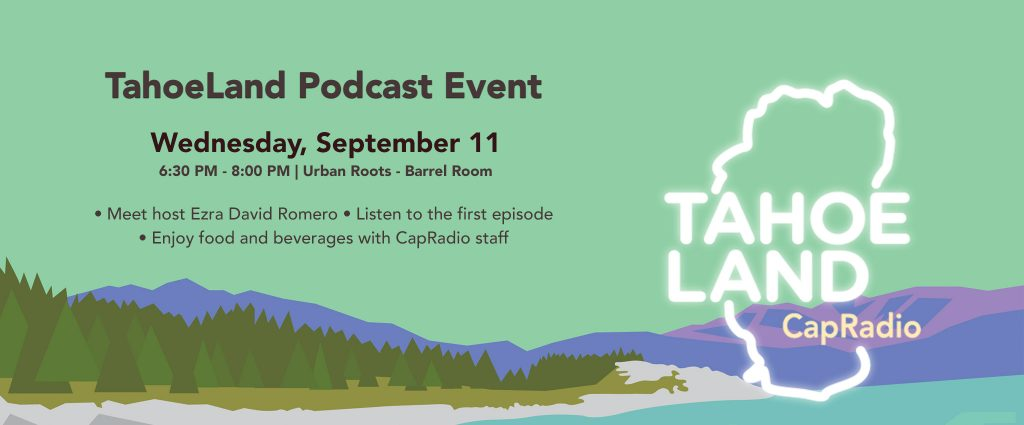 TahoeLand Podcast Listening Session