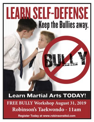 Bully Busting Clinic 2019