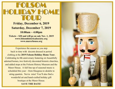 Folsom Holiday Home Tour